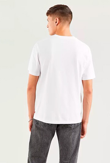 Camiseta Levi's SS RELAXED FIT TEE SSNL Blanca