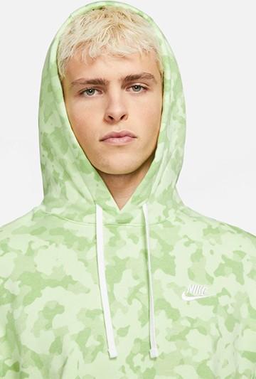 Sudadera Nike Sportswear Club verde