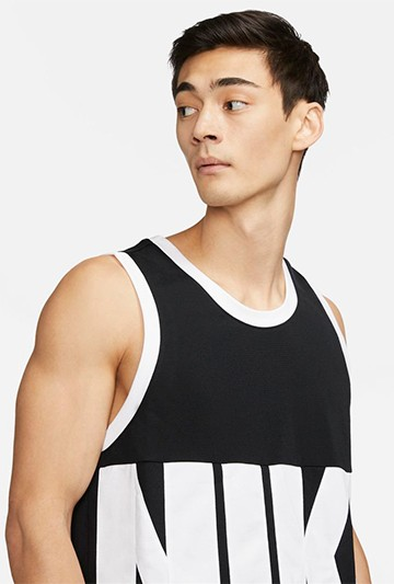 Camiseta Nike Dri-FIT Starting 5 negra