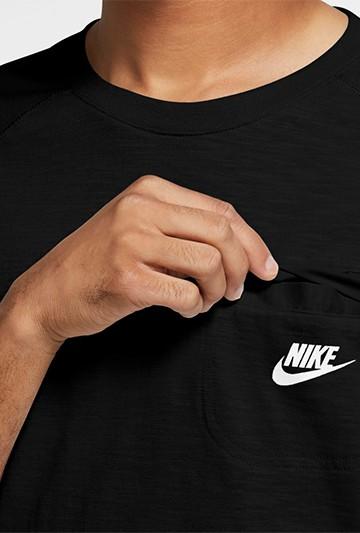 Camiseta Nike Sportswear Modern Essentials negra