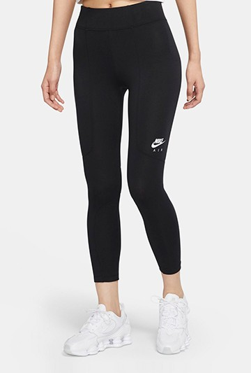Leggins Nike Air Women's 7/8 negros