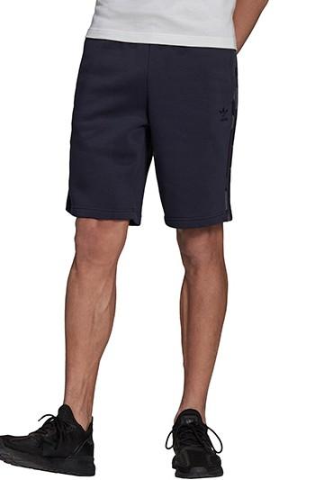 Pantalón adidas CORTO GRAPHICS CAMUFLAJE y azul