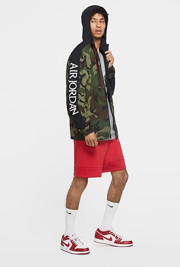 Chaqueta Nike Jordan Jumpman Classics camuflaje