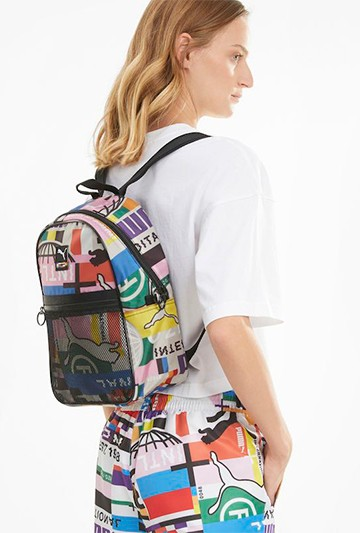 Mochila Puma Prime Street Backpack Multicolor