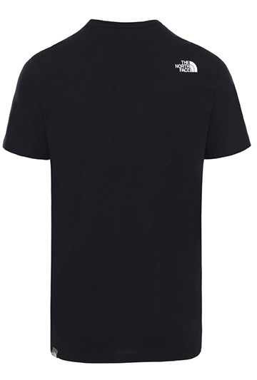 Camiseta The North Face M STANDARD SS TEE Negras