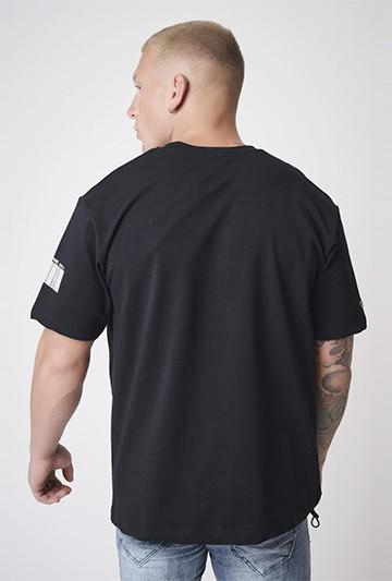 Camiseta Project X Paris loose negra