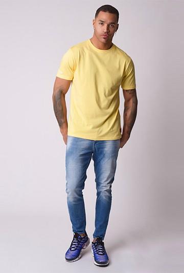 Camiseta Project X Paris P&P CAMISETA M/C AMARILLO amarilla
