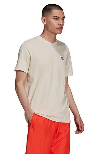 Camiseta adidas ESSENTIAL TEE crema