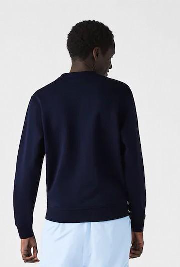Sudadera Lacoste SPORT azul
