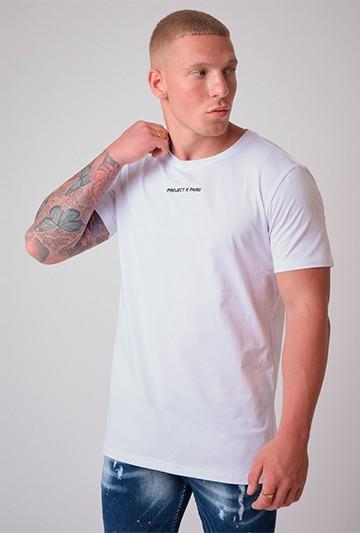 Camiseta Project X Paris P&P CAMISETA M/C BLANCA Blanca