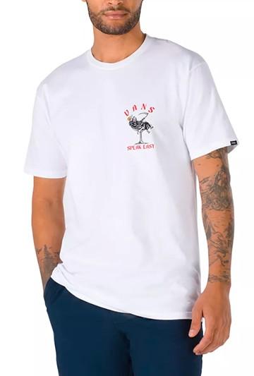 Camiseta Vans SPEAK EASY Blanca