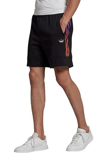 pantalones cortos adidas SPRT FOUNDATION negros