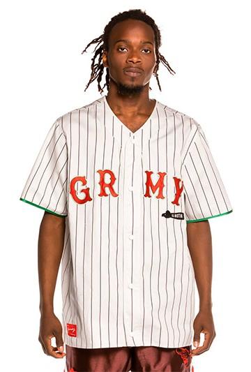 Camiseta GRIMEY THE LOOT blanca