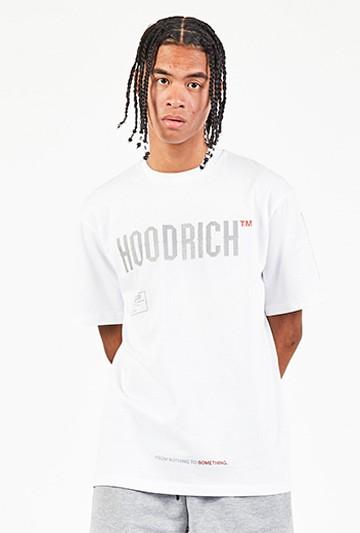 Camiseta Hoodrich OG AKIRA V3 blanca