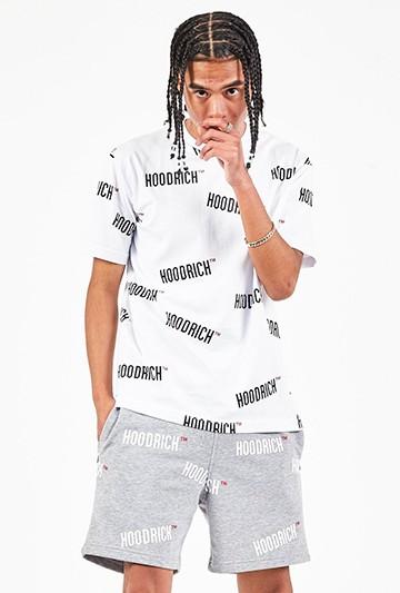 Camiseta Hoodrich OG REPRO V2 blanca