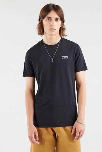 Camiseta Levi's Perfect Graphic negra
