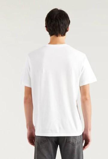 Camiseta Levi's RELAXED FIT TEE MV SSNL blanca