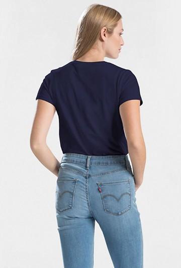 Camiseta Levi's THE PERFECT TEE azul