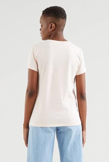 Camiseta Levi's THE PERFECT TEE blanca