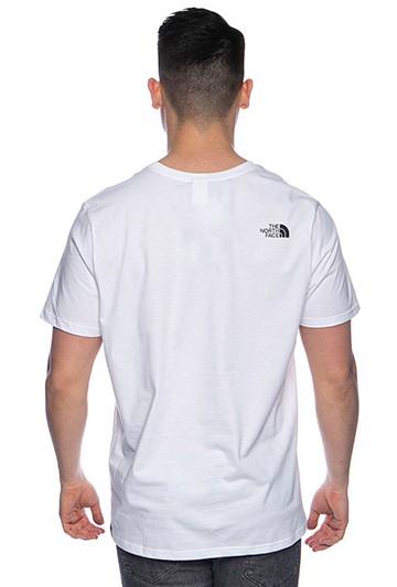 Camiseta The North Face BD GLS blanca