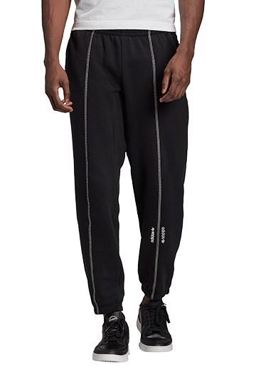 Pantalón adidas F Sweatp negro