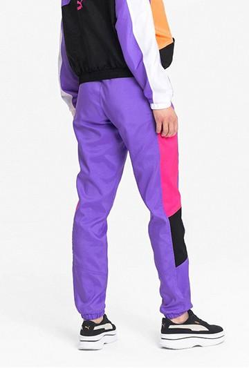 Pantalón Puma TFS OG Retro Pants Luminous Purple morado