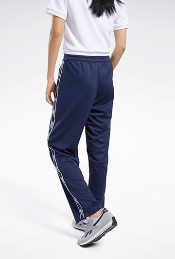 Pantalón Reebok CL F VECTOR TAPE PANTS azul