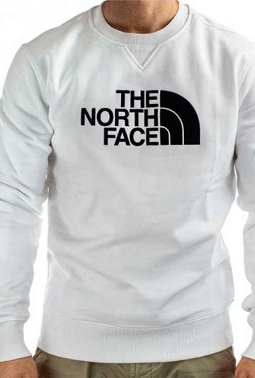 Sudadera The North Face M DREW PEAK CREW Blancas