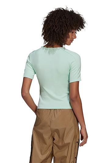 Camiseta adidas R.Y.V. CROPPED verde