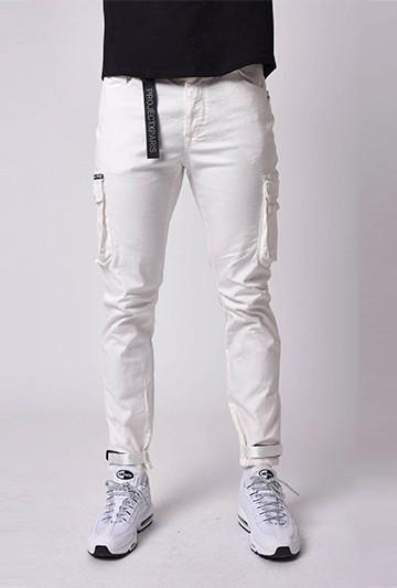 Pantalones Project X Paris JEAN blancos