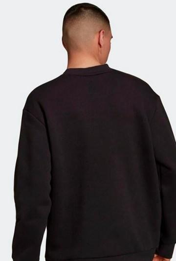 Sudadera adidas PBEAR CREW negra