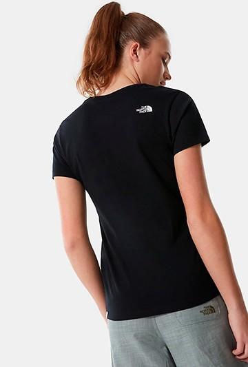 Camiseta The North Face DOME negra