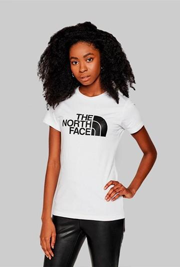 Camiseta The North Face EASY blanca