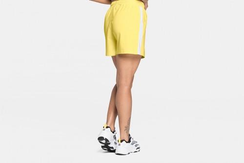 Pantalón Fila WOMEN BADU shorts Amarillas