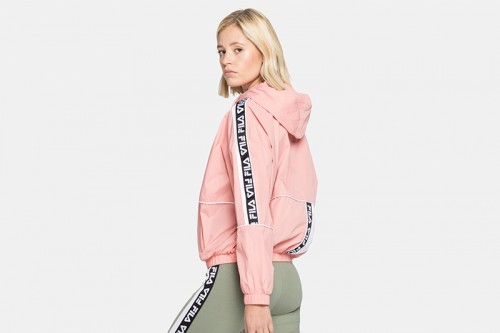 Chaqueta Fila WOMEN TALE wind jacket Rosa