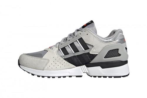 Zapatillas adidas ZX 10,000 C Grises