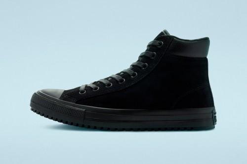 Zapatillas Converse Suede Chuck Taylor All Star PC Negras