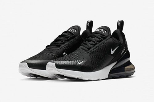 Zapatillas Nike Air Max 270 W Negras
