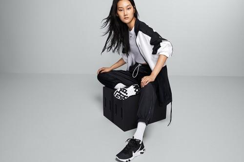 Zapatillas Nike React Element 55 Negras