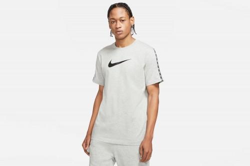 Camiseta Nike Sportswear gris