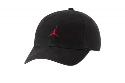 Gorra Nike Jordan Jumpman Heritage86 negra