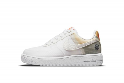 Zapatillas Nike Air Force 1 Crater Blancas
