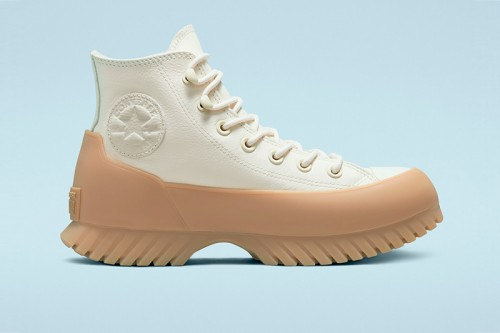 Zapatillas Converse Cold Fusion Chuck Taylor All Star Lugged Winter 2.0 Beiges