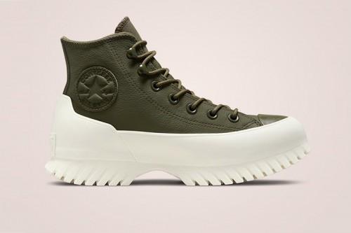 Zapatillas Converse Cold Fusion Chuck Taylor All Star Lugged Winter 2.0 Verdes