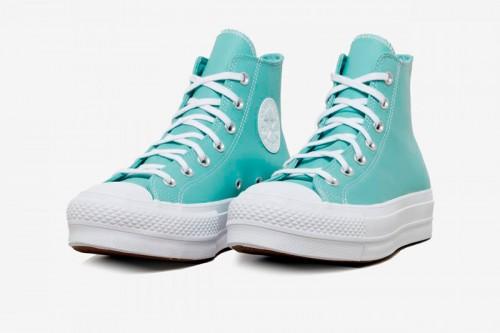 Zapatillas Converse Chuck Taylor All Star Lift Azules