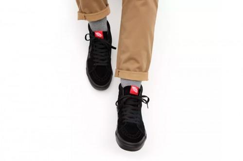 Zapatillas Vans SK8-Hi Negras