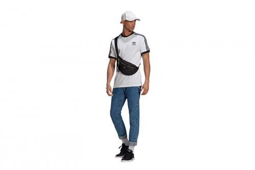 Camiseta adidas 3-STRIPES TEE Blancas