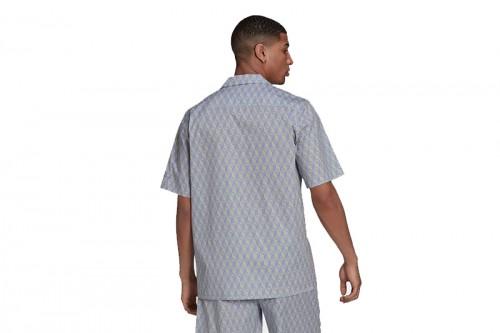 Camiseta adidas MONOGRAM azul