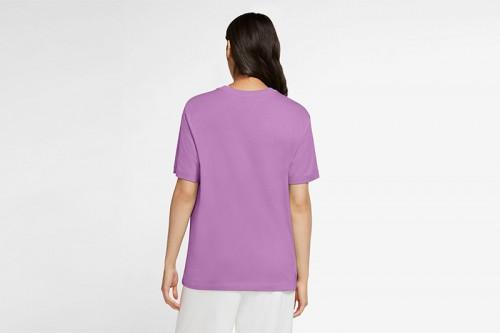 Camiseta Nike Air morada