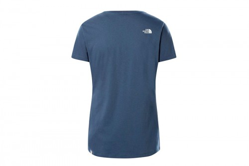 Camiseta The North Face SIMPLE DOME azul